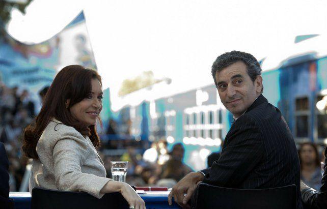 Tiempo pasado. Cristina y Randazzo