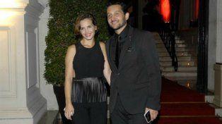 Con tiernas imágenes, Sabrina Garciarena y Germán Paoloski presentaron a Beltran, su segundo hijo