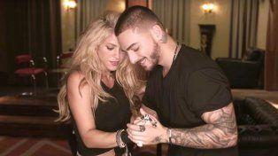 Trap, el nuevo tema de Shakira y Maluma que ya la está rompiendo en todos lados