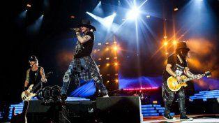 La banda liderada por Axl Rose y Slash vuelve a la Argentina a casi un año de su última presentación en el país.