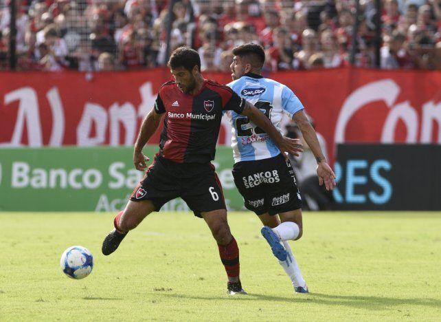 Osella le sigue ratificando la confianza a Sebastián Domínguez.