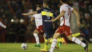 Boca empató frente a Huracán y ya no depende de sí mismo para ser campeón.