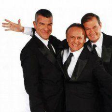 TrÍo. Dady, Del Sel y Volpato.