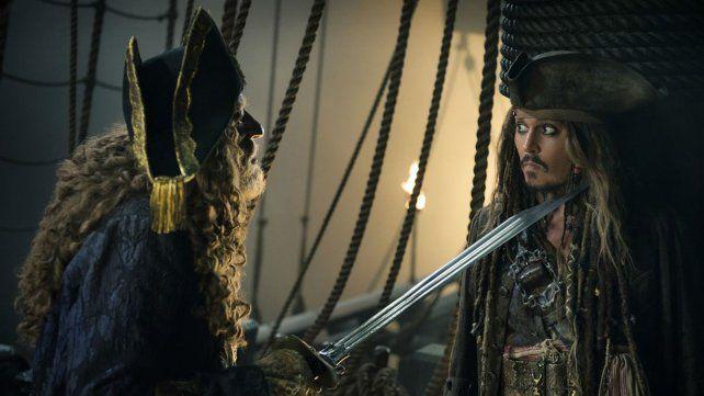Johnny Depp sigue generando risas