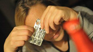 Grave. El consumo de psicofármacos viene en aumento.