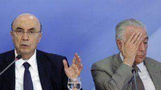 Meirelles, quien estuvo al frente del Banco Central, es favorito para reemplazar a Temer en el poder.
