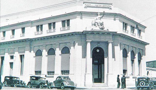 Celebran los 100 años del Banco Nación en San José de la Esquina