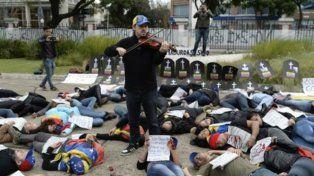 La CIDH condena el arresto militar de civiles