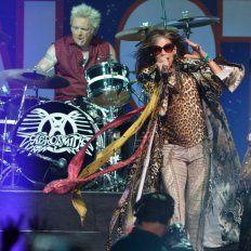 Aerosmith lanza hoy la venta de entradas para el show de octubre en Rosario