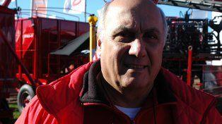 Horacio Carlachiani de Ombú Máquinas Agrícolas. Al productor le preocupan las malezas y la pérdida de productividad. Hay labranza mínima y en un año se quintuplicaron las ventas de rastras de discos.