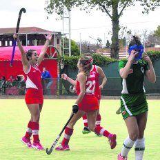 Provincial. El gran nivel colectivo llevó al rojo a la cima del torneo.