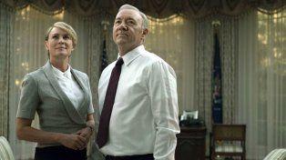 Matrimonio. Claire y Frank Underwood están dispuestos a lo que sea para permanecer en el poder.