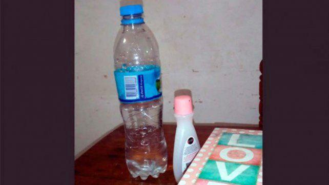 Una alumna intoxicó a su maestra con quitaesmalte que puso en una botella de agua