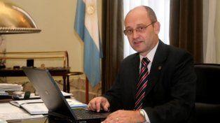 Albor Cantard será candidato a diputado nacional por Cambiemos.