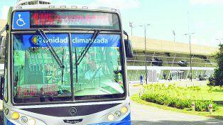 Por más comunicación. La línea 115 llega al aeropuerto y reclaman que extienda su recorrido al norte de Funes.