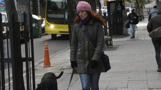 Hoy Rosario recibe una de las primeras mañanas más frías del año.