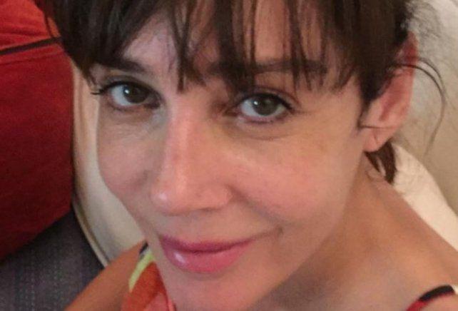 Paola Krum anunció que no usa más maquillaje y publicó una foto al natural