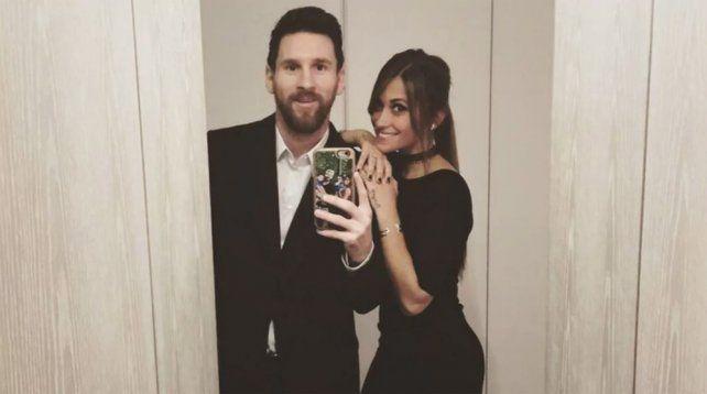 Leo Messi y Antonella Roccuzzo se casarán en Rosario el próximo 30 de junio.