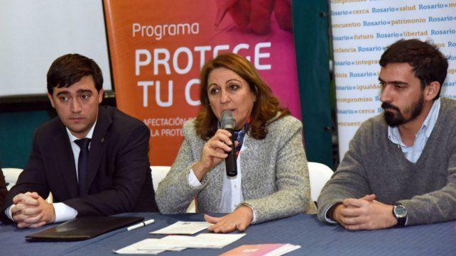 El programa Protegé tu casase difundirá a través de clubes y vecinales en Rosario