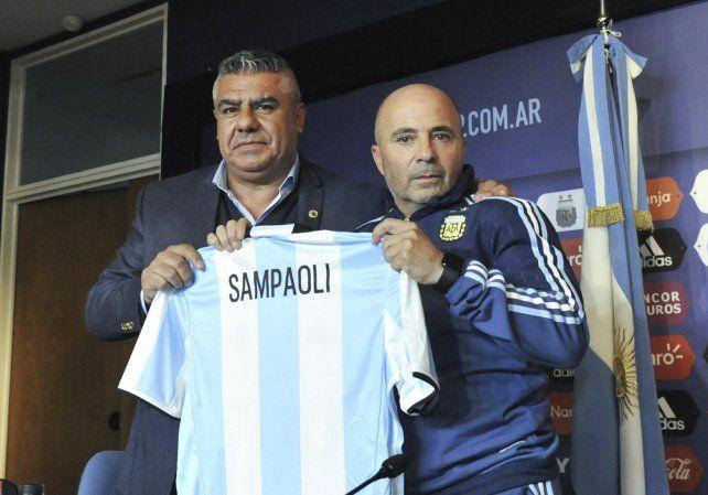 Sampaoli: Los amistosos serán importantes para transmitir nuestro sentir futbolístico