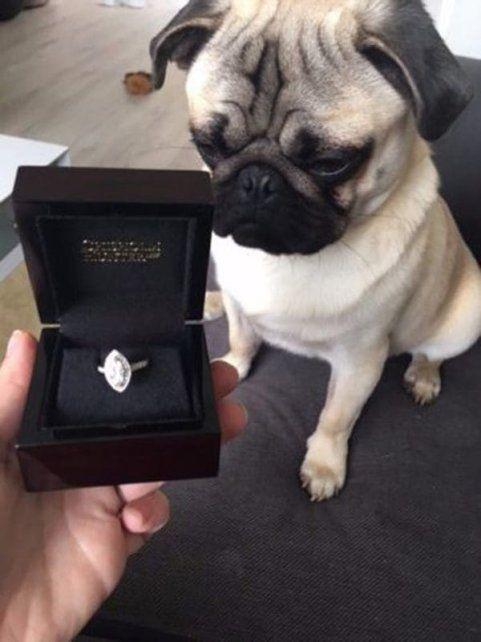 Puso a la venta su valioso anillo de compromiso tras descubrir el mayor secreto de su novio