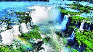 Maravilla. Desde Iguazú