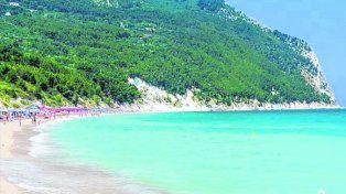 Sirolo, entre las metas turísticas europeas