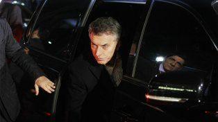 Macri reclamó avances en causas contra el kirchnerismo y pidió por De Vido.