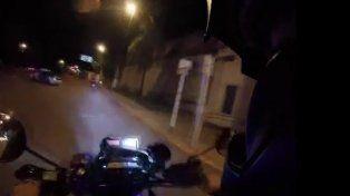 Dos detenidos tras una dramática y maratónica persecución por las calles de la ciudad