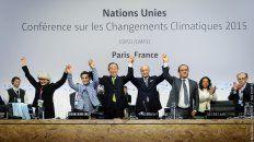 principales aspectos del pacto de paris firmado a fines de 2015