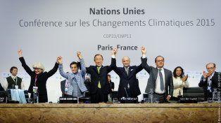 Principales aspectos del pacto de París firmado a fines de 2015