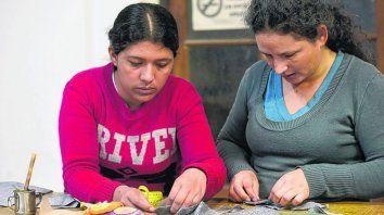 El taller del Cedic funciona los lunes de cada semana y se puede comenzar en cualquier momento del año.