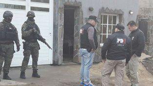 Agentes de la PDI coparon Frontera el pasado martes.