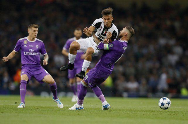 Choque. Real Madrid y Juventus disputan la gran final de la Champions en Cardiff.