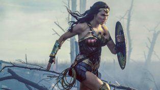 La película rescata el origen mitológico de la Mujer Maravilla