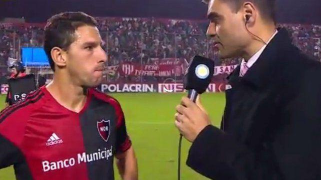 Maxi Rodríguez descargó toda su calentura contra la dirigencia.