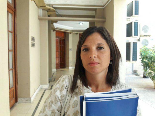 La fiscal que investiga los hechos por abuso en la capital provincial.