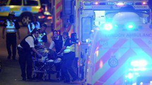 El atentado se cobró la vida de siete personas.