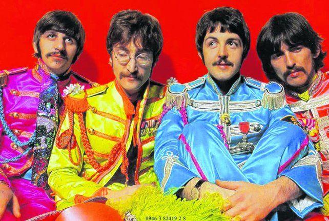 Fab four. Ringo Starr
