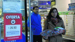 FUERA DE LA LEY. Coto y Carrefour ya no pueden abrir los domingos.