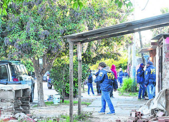 Los miserables. De los trece detenidos en los allanamientos del 23 de mayo ninguno era de la familia Funes.