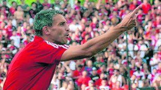 Dos partidos. Los que dirigió Vojvoda a la primera leprosa: 5-0 a Racingy 1-4 con Boca
