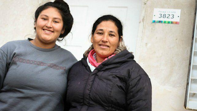 Vecinos de barrio Polledo avanzan con sus casas