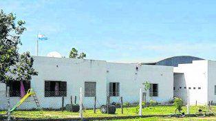 Compartida. La secundaria funciona en el edificio de la Escuela Primaria Nº 6.094