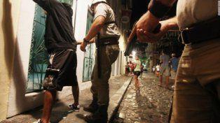 operativo. Al aumento de la criminalidad en las favelas muchos especialistas le encuentran explicación por el lado de la violencia policial.