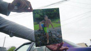 adolescente. Fabricio Nahuel Fernández tenía 17 años cuando fue asesinado.