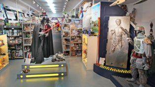 Roban valiosas piezas de la mayor colección mundial de la saga Star Wars