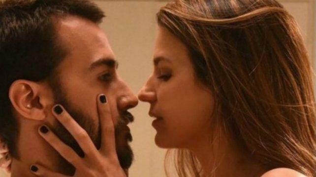 La escena de sexo entre Marcela Kloosterboer y Nicolás Francella en Las Estrellas