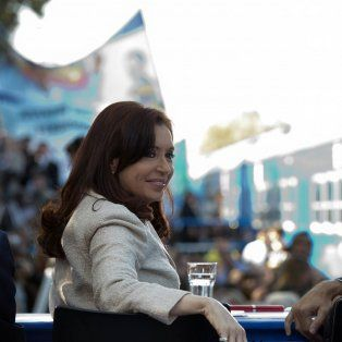 ¿Se presenta? Cristina sigue generando incertidumbre a la espera de una confirmación.