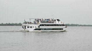 Santa Fe firmará un acuerdo para fomentar el turismo fluvial en el río Paraná